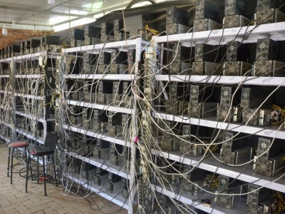 China is reportedly moving to clamp down on bitcoin miners